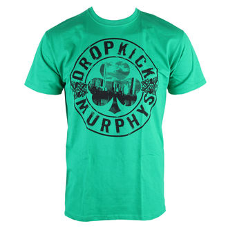 Majica muška Dropkick Murphys - Boot - Green Kelly - KINGS ROAD, KINGS ROAD, Dropkick Murphys