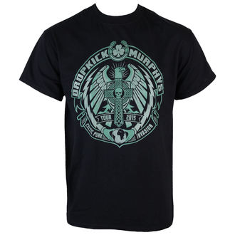 Majica muška Dropkick Murphys - Celtic Invasion Eagle - Crno - KINGS ROAD, KINGS ROAD, Dropkick Murphys