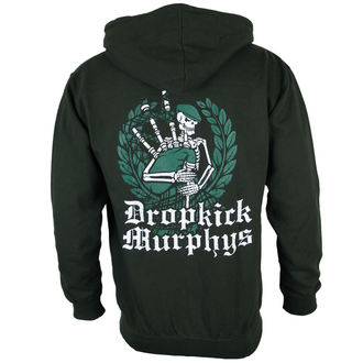 hoodie muški Dropkick Murphys - Piper - Green Forest - KINGS ROAD, KINGS ROAD, Dropkick Murphys