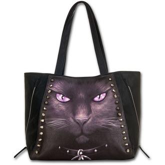 ručna Torba (torba) SPIRAL - Crno Mačka, SPIRAL