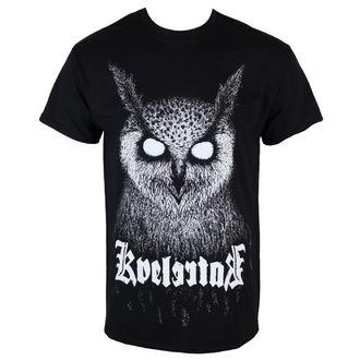 Majica muška - Kvelertak - Barlett Owl - Crno - KINGS ROAD, KINGS ROAD, Kvelertak