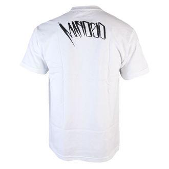 Majica muška MAFIOSO - Backside - Bijelo, MAFIOSO