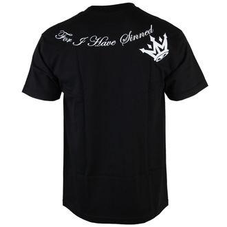 Majica muška MAFIOSO - Confessions - Crno, MAFIOSO