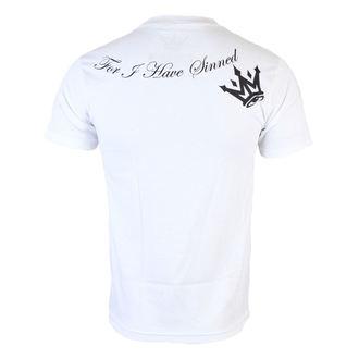 Majica muška MAFIOSO - Confessions - Bijelo, MAFIOSO