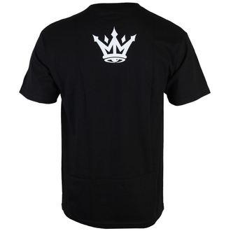 Majica muška MAFIOSO - Virgin Monroe - Crno, MAFIOSO