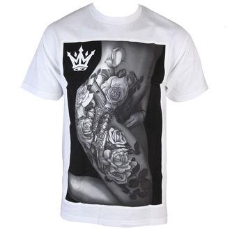 Majica muška MAFIOSO - Body Art - Bijelo, MAFIOSO