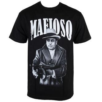 Majica muška MAFIOSO - Capone - Crno, MAFIOSO