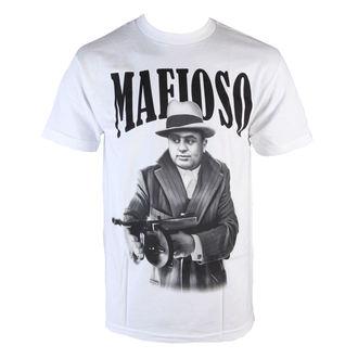 Majica muška MAFIOSO - Capone - Bijelo, MAFIOSO