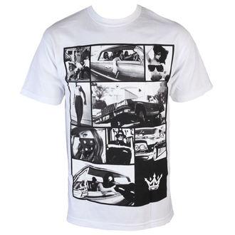 Majica muška MAFIOSO - Barrio - Bijelo, MAFIOSO