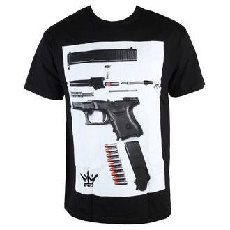 Majica muška MAFIOSO - Dismantled - Crno, MAFIOSO
