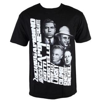 Majica muška MAFIOSO - Mobbin 2.0 - Crno, MAFIOSO