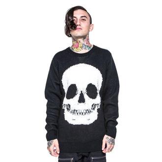 džemper IRON FIST - Death Breath - Crno, IRON FIST