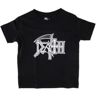 Majica dječja Death - Logo - Crno - Metal-Kids, Metal-Kids, Death