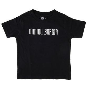 Majica dječja Dimmu Borgir - Logo - Crno - Metal-Kids, Metal-Kids, Dimmu Borgir