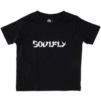 Majica dječja Soulfly - Logo - Crno - Metal-Kids, Metal-Kids, Soulfly