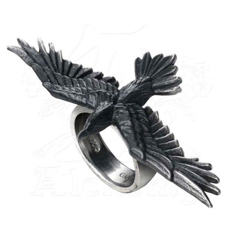 prsten ALCHEMY GOTHIC - Black Consort Feature Rings, ALCHEMY GOTHIC
