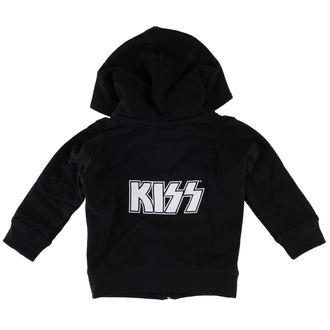 hoodie dječji Kiss - Logo - Metal-Kids, Metal-Kids, Kiss