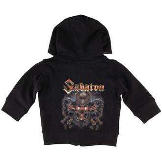 hoodie dječji Sabaton - Metalizer - Metal-Kids, Metal-Kids, Sabaton