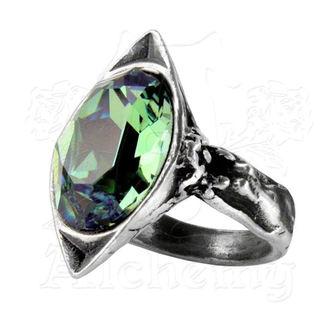 prsten ALCHEMY GOTHIC - Absinthe Fairy Spirit Crystal