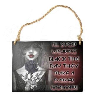 cedulja ALCHEMY GOTHIC - I'll Stop Wearing Black, ALCHEMY GOTHIC