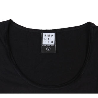 Majica ženska Alice Cooper And Rear - Crno - AMPLIFIED