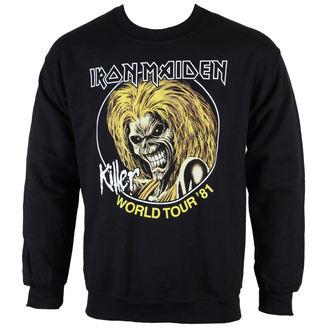 hoodie muški Iron Maiden - Killers 81 - ROCK OFF, ROCK OFF, Iron Maiden