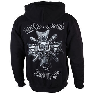hoodie muški Motörhead - Bad Magic - ROCK OFF, ROCK OFF, Motörhead