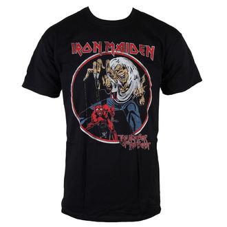 Majica muška Iron Maiden - NOTB Vintage - Crno - ROCK OFF, ROCK OFF, Iron Maiden