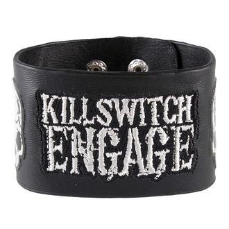 Narukvica Killswitch Engage - Logo & Skull - BRAVADO, BRAVADO, Killswitch Engage