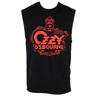 potkošulja muška Ozzy Osbourne - Skull Logo - BRAVADO, BRAVADO, Ozzy Osbourne