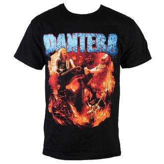 Majica muška Pantera - Flames Vintage - BRAVADO, BRAVADO, Pantera