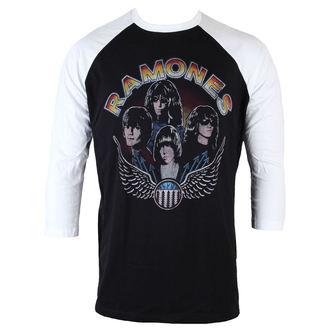 Majica muška Ramones - Vintage Wings - BRAVADO, BRAVADO, Ramones