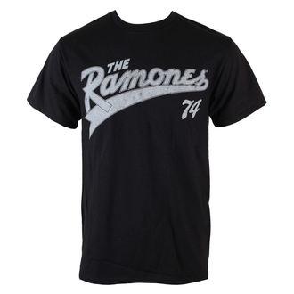 Majica muška Ramones - Team Ramones Logo - BRAVADO, BRAVADO, Ramones