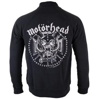 hoodie muški Motörhead - Bomber - Crno, AMPLIFIED, Motörhead
