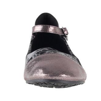 Cipele ženske (balerinke) IRON FIST - Urbani Truljenje Ravan - Crno, IRON FIST