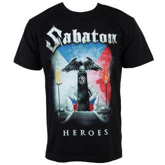 Majica muška Sabaton - Heroji Czech Republika, CARTON, Sabaton