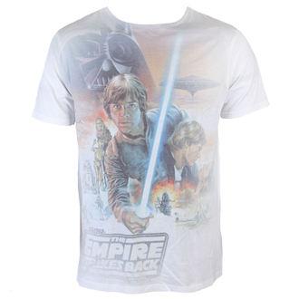 Majica muška Star Wars - Luke Skywalker Sublimation - Bijelo - INDIEGO, INDIEGO