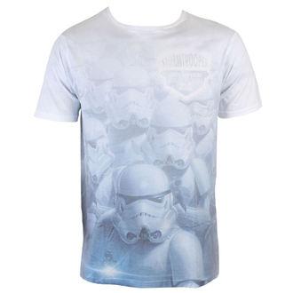 Majica muška Star Wars - Stormtrooper Sublimation - Bijelo - INDIEGO, INDIEGO