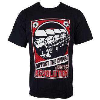 Majica muška Star Wars - Support The Empire - Crno - INDIEGO, INDIEGO