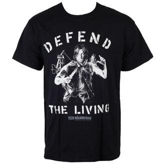 Majica muška The Walking Dead - Daryl Defend The Living - Crno - INDIEGO, INDIEGO