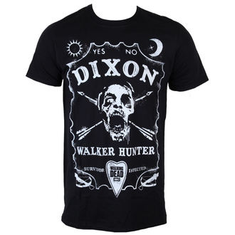 Majica muška The Walking Dead - Dixon Board - Crno - INDIEGO, INDIEGO