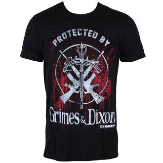 Majica muška The Walking Dead - Grimes & Dixon - Crno - INDIEGO, INDIEGO