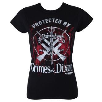 Majica ženska The Walking Dead - Grimes & Dixon - Crno - INDIEGO, INDIEGO