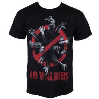 Majica muška The Walking Dead - No Walkers - Crno - INDIEGO, INDIEGO