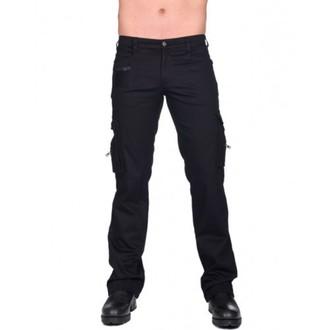 hlače muške BLACK PISTOL - Combat Pants Denim - (Crno), BLACK PISTOL