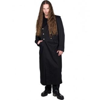 Kaput muški BLACK PISTOL - Army Coat Denim - CRNA, BLACK PISTOL