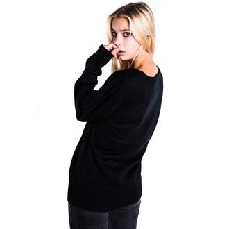 džemper (unisex) KILLSTAR - Goth - Crno, KILLSTAR