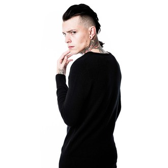 džemper (unisex) KILLSTAR - My Eye - Crno, KILLSTAR