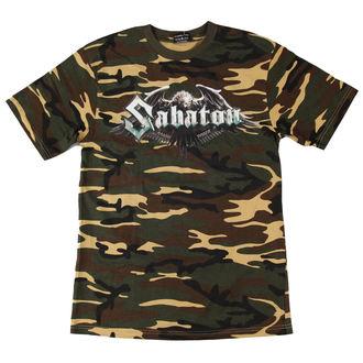 Majica muška Sabaton - Inmate Kamuflirati - NUCLEAR BLAST - 2292 - OŠTEĆENA, NUCLEAR BLAST, Sabaton