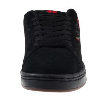 Cipele muške ETNIES - Metal Mulisha - Fader - Black/Black/Gum, METAL MULISHA